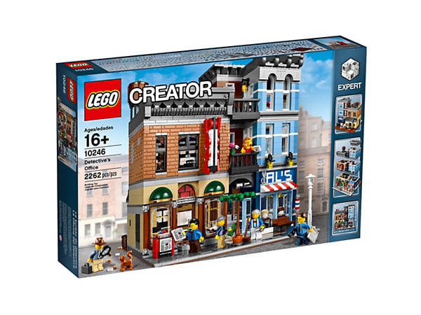Detective's Office - 10246 | Creator Expert | LEGO Shop