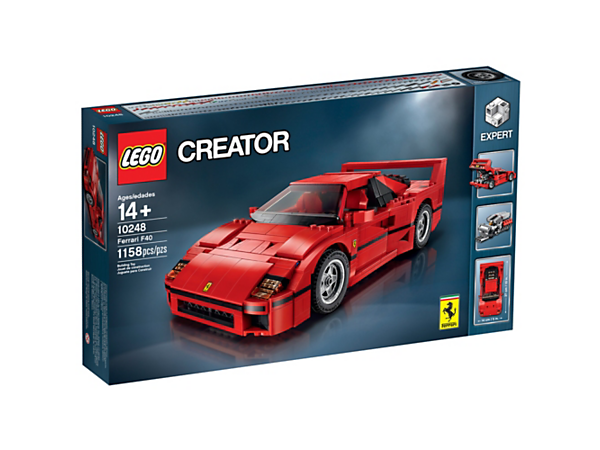 Ferrari lego set