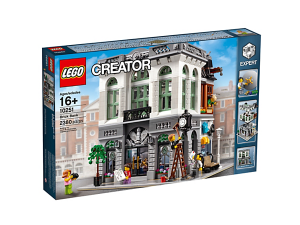 Brick Bank - 10251 | Creator Expert | LEGO Shop