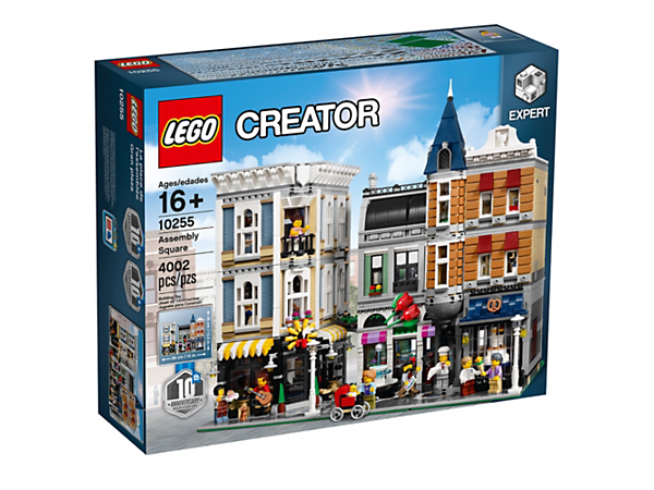 Assembly Square - 10255 | Creator Expert | LEGO Shop