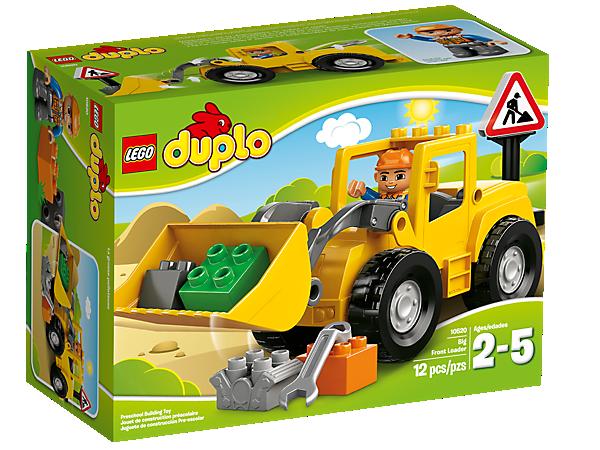 Großer frontlader 10520 duplo® lego shop