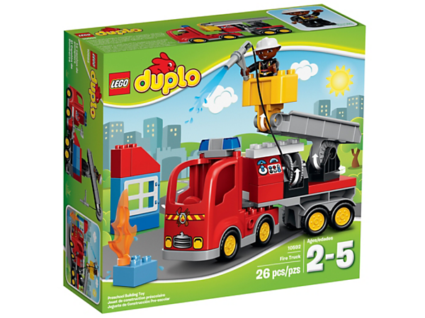 Fire Truck 10592 Duplo Lego Shop