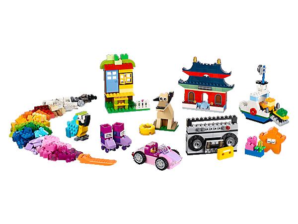 LEGO® Creative Building Set - 10702 | Classic | LEGO Shop