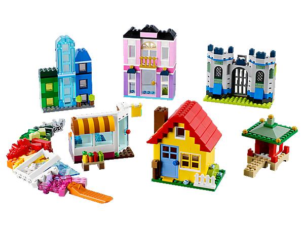 Creative Builder Box - 10703 | Classic | LEGO Shop