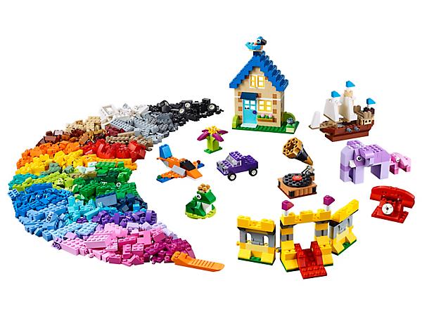 Bricks Bricks Bricks 10717 Classic Lego Shop