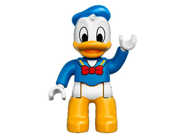 ¡Disfruta de la diversión en vacaciones con la Casa en la playa de Mickey y sus amigos! Incluye figuras de Mickey Mouse, el Pato Donald y Goofy, así como un muelle, una cámara y un barco con tabla de esquí acuático.
