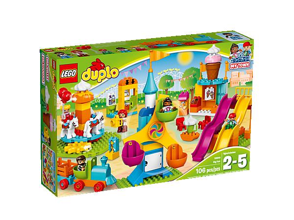 Big Fair 10840 Duplo Lego Shop