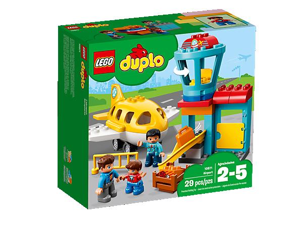 Airport 10871 Duplo Lego Shop