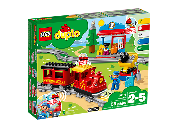 Steam Train 10874 Duplo Lego Shop