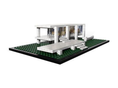 Farnsworth House LEGO Shop