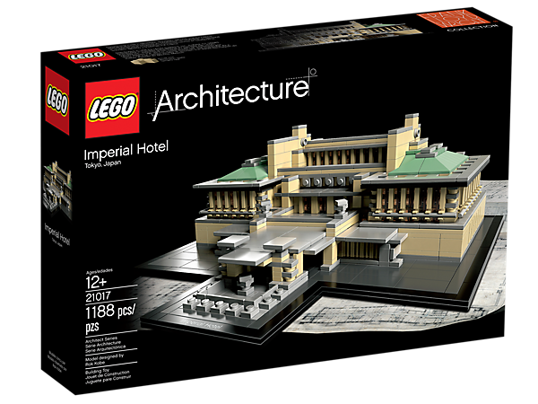 build the famous frank lloyd wright hotel of tokyo japan a 250 room modern