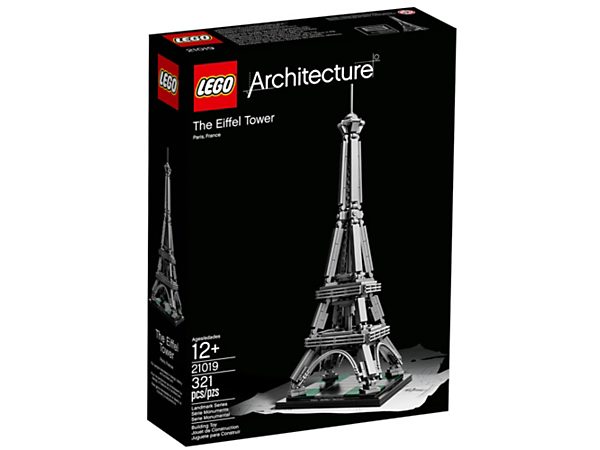 The Eiffel Tower 21019 Architecture Lego Shop