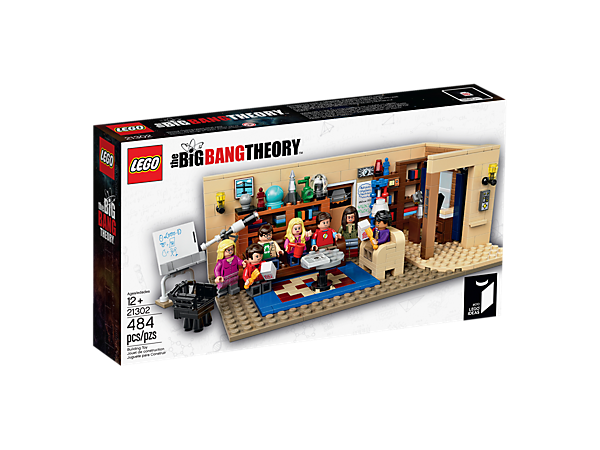 The Big Bang Theory - 21302 | Ideas | LEGO Shop