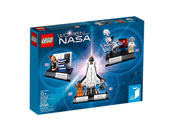 Image result for women of nasa lego set