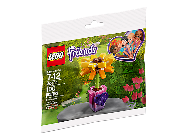 Friendship Flower 30404 Friends Lego Shop