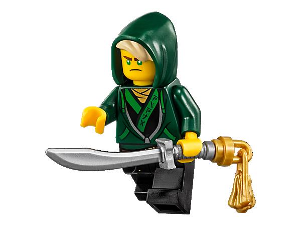 LEGO® NINJAGO® Lloyd Minifigure - 30609 | LEGO Shop