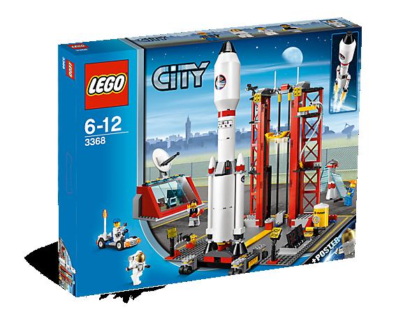 Space Center 3368 City Lego Shop