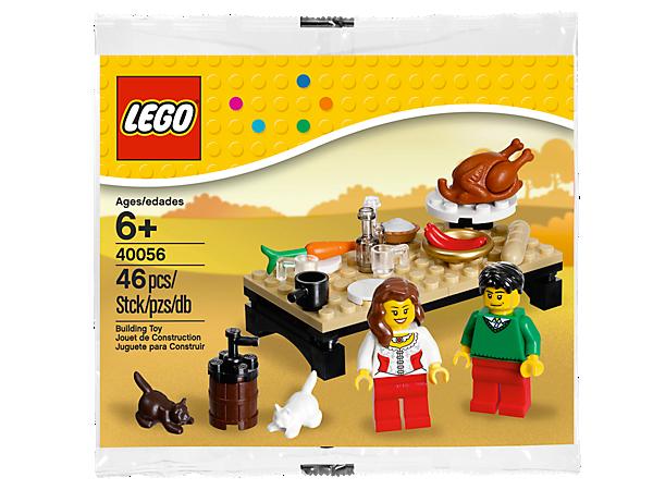Thanksgiving Feast 40056 Lego Shop