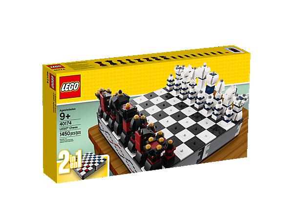 LEGO® Iconic Chess Set - 40174 | LEGO Shop