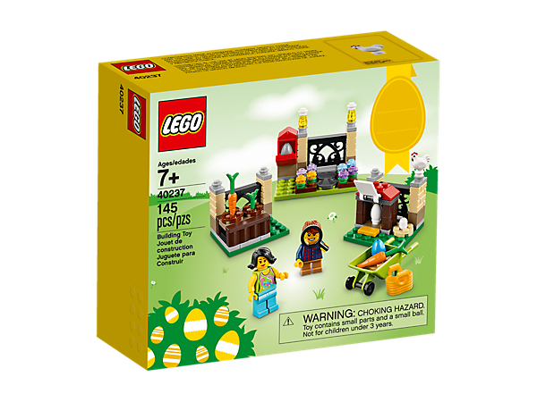 Lego easter egg hunt 40237 lego shop set out on the lego easter egg hunt with this seasonal set featuring a negle Gallery