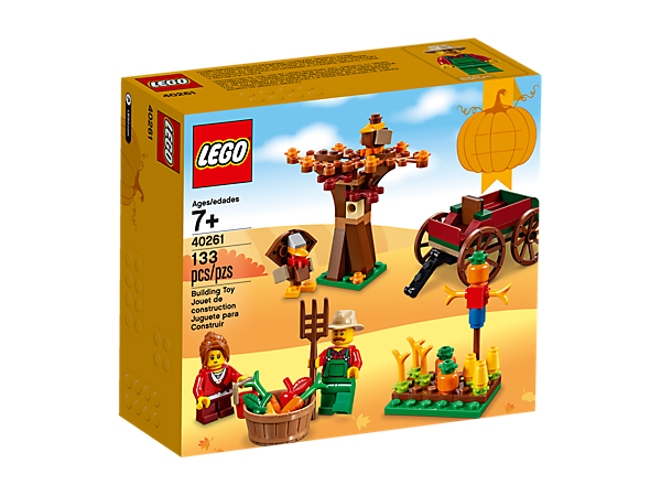 Lego Thanksgiving Harvest 40261 Lego Shop