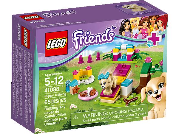 Puppy Training 41088 Friends Lego Shop