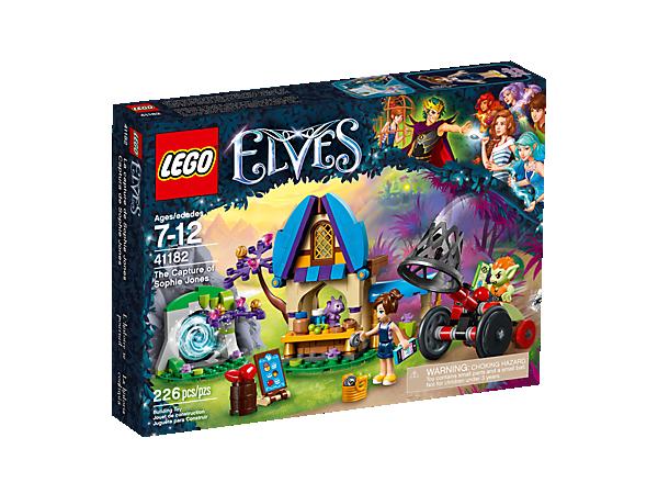 The Capture Of Sophie Jones 41182 Elves Lego Shop