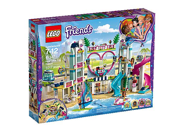 Heartlake City Resort 41347 Friends Lego Shop