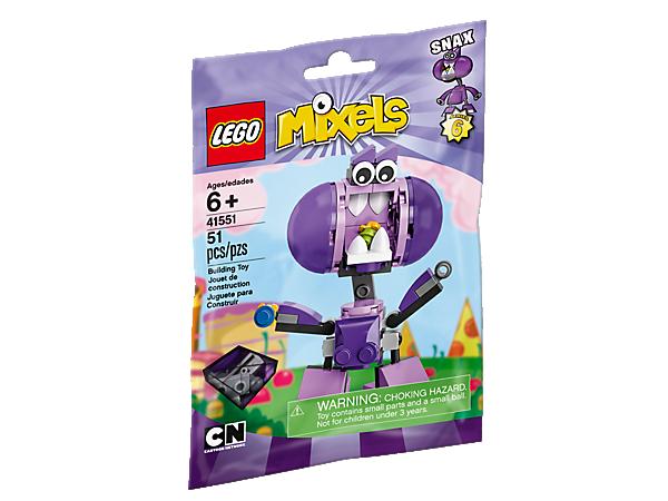 Snax - 41551 | Mixels™ | LEGO Shop