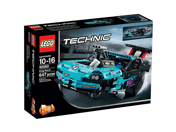 Drag Racer 42050 Technic Lego Shop