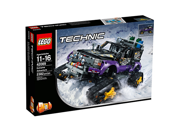 Extreme Adventure - 42069   Technic   LEGO Shop