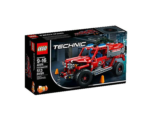 First Responder 42075 Technic Lego Shop