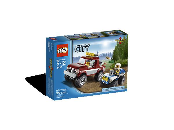 Police Pursuit 4437 City Lego Shop