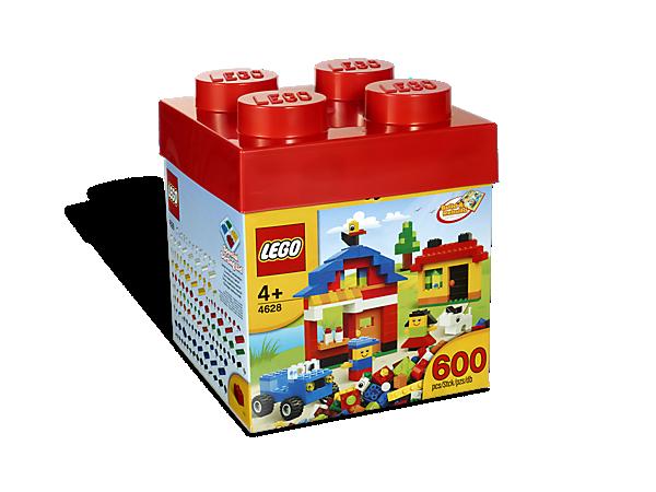 Lego Fun With Bricks 4628 Bricks More Lego Shop