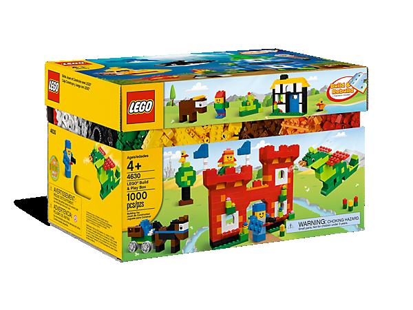 Lego Build Play Box 4630 Lego Shop
