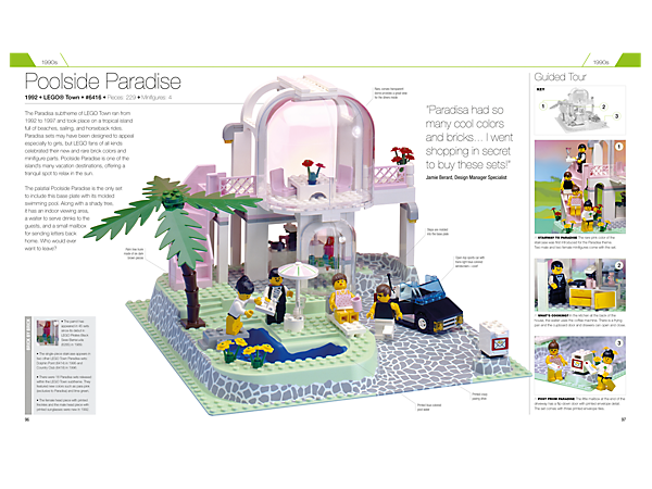 Great LEGO® Sets: A Visual History - 5004906 | LEGO Shop