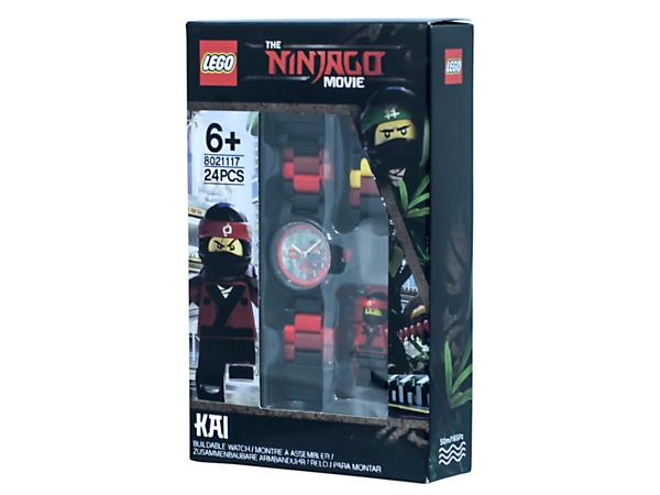 THE LEGO® NINJAGO® MOVIE™ Kai Minifigure Link Watch - 5005369   THE ...