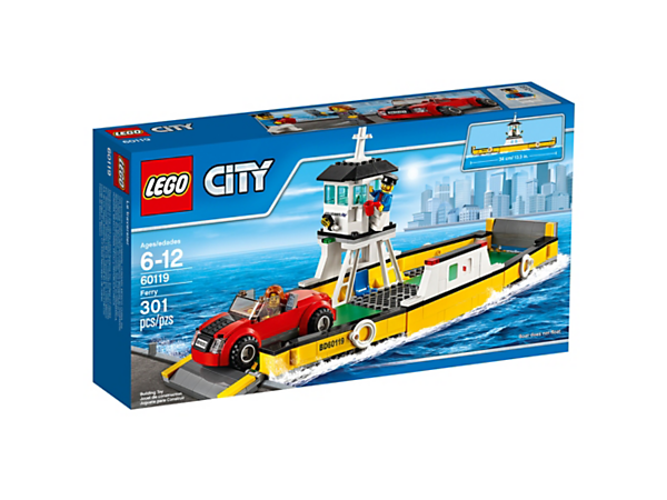Ferry 60119 City Lego Shop