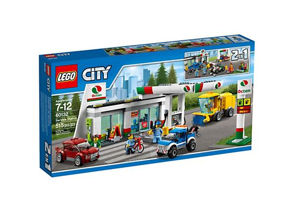 Service Station 60132 City Lego Shop