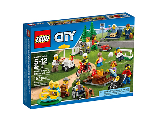 Fun in the park - City People Pack - 60134 | City | LEGO Shop