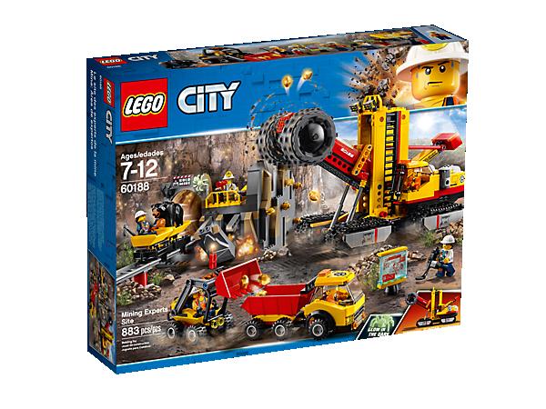 Mining Experts Site 60188 City Lego Shop