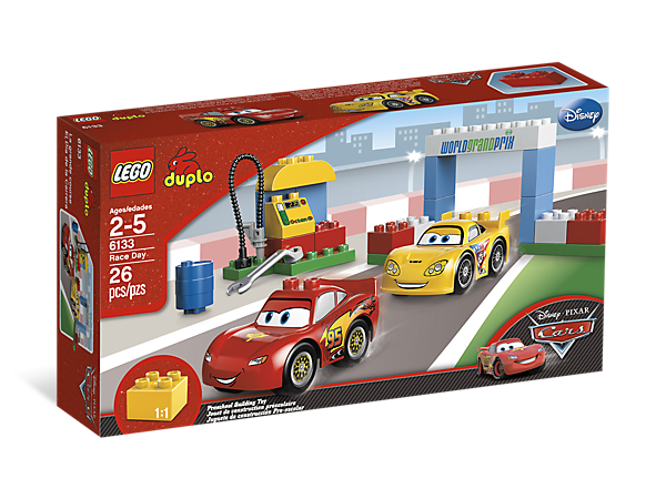 Race Day 6133 Cars Lego Shop