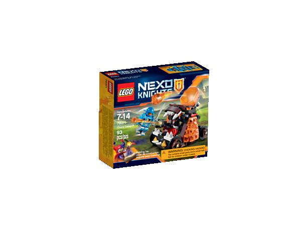 Chaos Catapult - 70311 | NEXO KNIGHTS™ | LEGO Shop