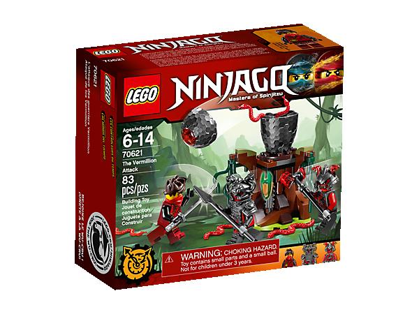 Lego Ninjago Snakes Names