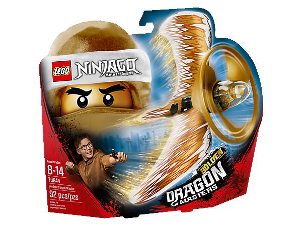 Golden Dragon Master 70644 Ninjago Lego Shop