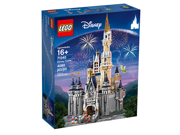 Explore this magical LEGO® replica of the iconic Walt Disney World® Resort, featuring a highly detailed facade, an array of Disney-themed rooms and 5 Disney minifigures.