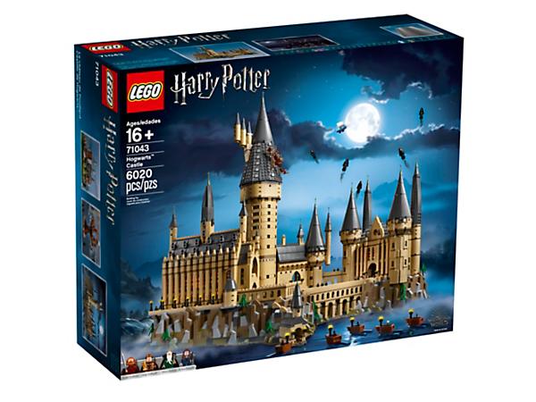 hogwarts lego harry potter