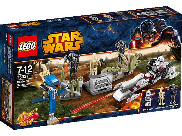 Battle on Saleucami™ - 75037 | Star Wars™ | LEGO Shop