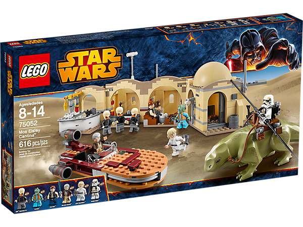Mos Eisley Cantina™ - 75052 | Star Wars™ | LEGO Shop