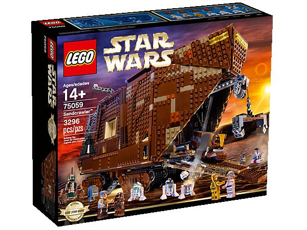 Sandcrawler™ - 75059 | Star Wars™ | LEGO Shop